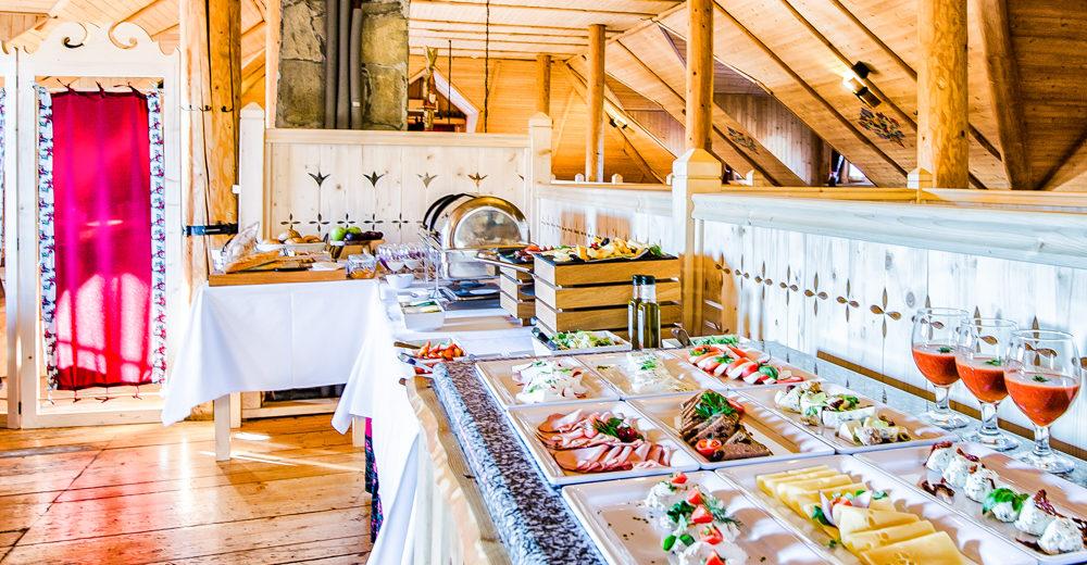 Śniadania w Skansenie Smaków